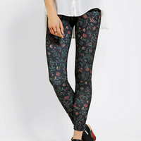Urban Outfitters - Ecote Wanderer Floral High-Rise Legging