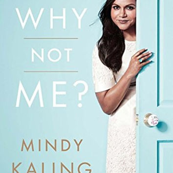 "Why Not Me? by Mindy Kaling (Bargain Books) - Plus Free ""Read Feminist Books"" Pen"
