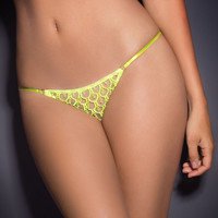 Knickers by Agent Provocateur - Axis Thong