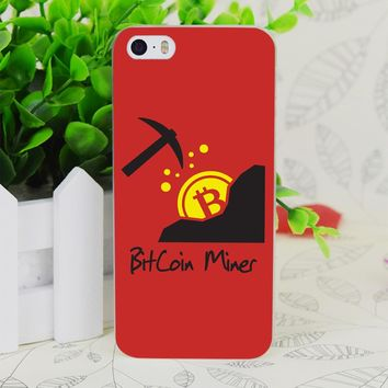 Bitcoin Miner Thin Phone Case