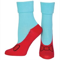 Wizard of Oz - Dorothy Ankle Socks