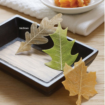 Oak & Maple Soap Leaves