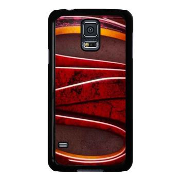 Superman Man Of Steel Logo Samsung Galaxy S5 Case