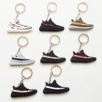 DCK7YE YEEZY BOOST 350 V2 Shoes Keychain