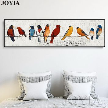 Best Bird Wall Paintings Products On Wanelo