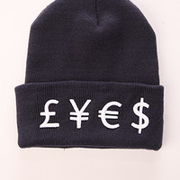 Monsieur THE LYE BEANIE