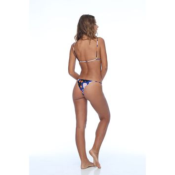 Aila Blue Palmer Bottom in Mary Quant