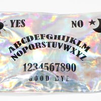 OUIJA HOLOGRAM CLUTCH (PRE ORDER) - UNITED COUTURE