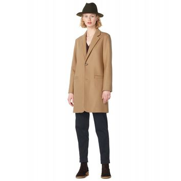 Carver coat - Beige - A.P.C. Ready to wear