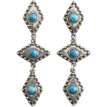 2 BANDITS WILD EYES EARRINGS