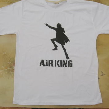 AIRKING T-shirt :Eden of the east/higashi no eden Akira Takisawa-King of  eden