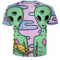 Kraken Apparel Alien Tee
