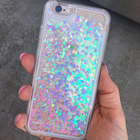 Liquid Holographic iPhone Case