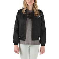 Jackets for Women | Leather & Winter Jackets at Vans®