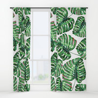 Tropical Greenery #society6 #decor #buyart Art Print by 83 Oranges™