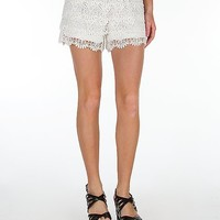Miss Me Tiered Crochet Short - Women's Shorts | Buckle