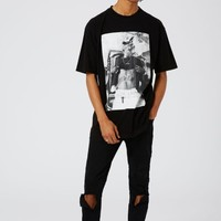 Topman Tupac Graphic Oversize T-Shirt | Nordstrom