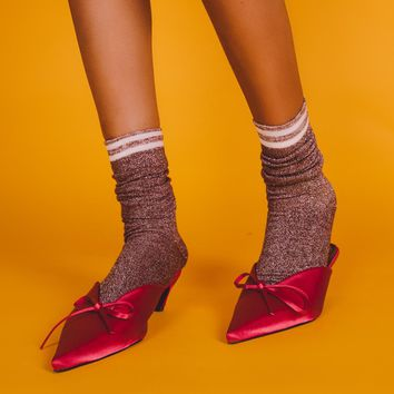 Sublime High Socks | Brown