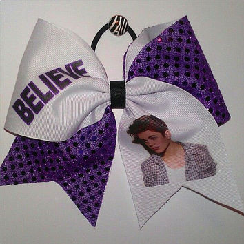 Justin Bieber Bow by AandMsBOWtique on Etsy