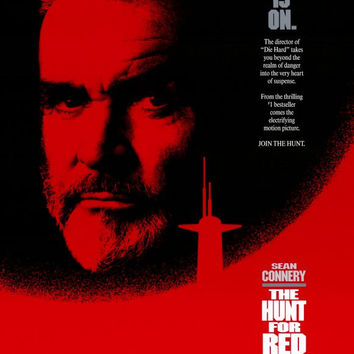 The Hunt for Red October 11x17 Movie Poster (1990)