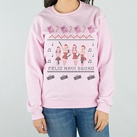 Mean Girls Feliz Navi Squad Christmas Sweatshirt