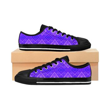 Amethyst: Made to Order Deluxe Durable Gym Shoes for Women