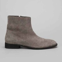 Hawkings McGill Suede Side-Zip Chelsea Boot- Grey
