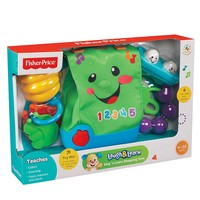 Fisher-Price Laugh & Learn Sing 'n Learn Shopping Tote (Tomato)