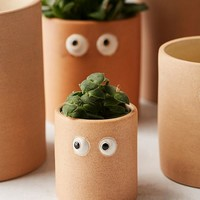 Henry Googly Eye Planter | Urban Outfitters