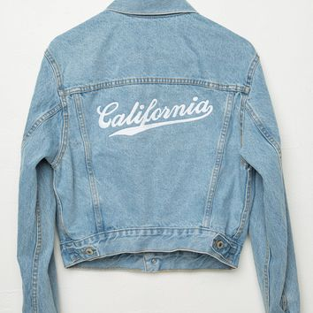 JACKSON CALIFORNIA DENIM JACKET