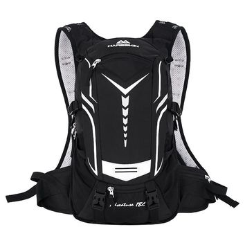 18L Cycling Backpack Bicycle bag 6 colors Outdoor sports backpack Men and Women reflective double shoulder Riding equipment
