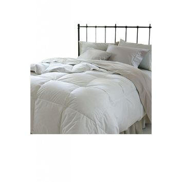 ALL SEASONS DOWN ALTERNATIVE COMFORTER - OVER-SIZED & OVER-FILLED