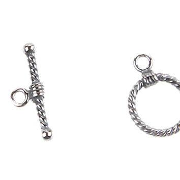 16mm Rope Toggle Clasp Set