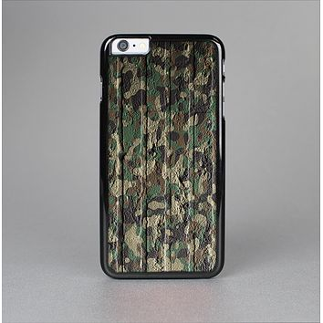 The Vibrant Brick Camouflage Wall Skin-Sert for the Apple iPhone 6 Plus Skin-Sert Case