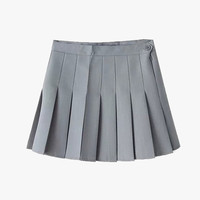 Gray Tennis Skirt