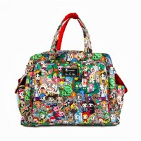 tokidoki x Ju.Ju.Be Be Prepared Diaper Bag Fairytella