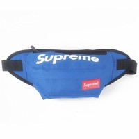 Men's and Women's Supreme Chest Pockets Oxford Casual Riding Bag 035