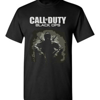 Call of Duty Black Ops Poster T-Shirt