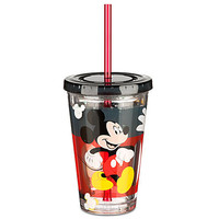Disney Mickey Mouse Tumbler with Straw -- Small | Disney Store