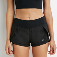 Layered Running Shorts