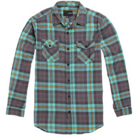 Hurley Apollo Flannel Long Sleeve Shirt at PacSun.com