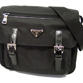 fake prada backpack - prada tessuto leather-trimmed bucket bag, leather prada handbag