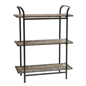 Crestview Collection Industrial Shelves