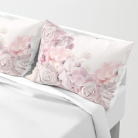 For the girl Pillow Sham by printapix