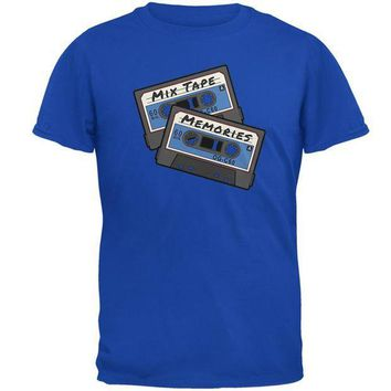 CREYON Mix Tape Memories Cassette Mens Soft T Shirt