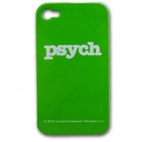 Psych iPhone 4 Cover
