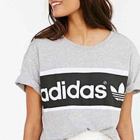 adidas Originals City Tee- Grey