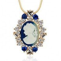Queen Elizabeth Necklace
