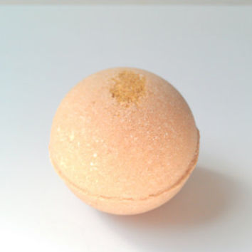 Brown Sugar and Fig Bath Bomb, Bath Bombs, Bath Fizzy, Gift Ideas, Bath Bomb 4.5 oz