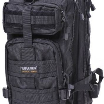 Seibertron Falcon Water Repellent Hiking Camping Backpack Compact Pack Summit Bag